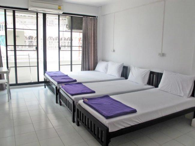 De Talak Hostel - Top 9 khách sạn giá rẻ tại Bangkok