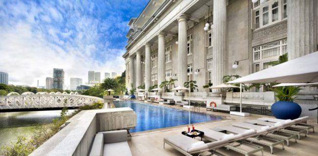 Fullerton - Khách sạn ở Singapore