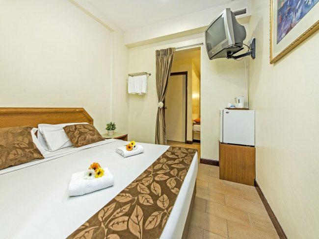 Hotel 81 Bugis - Top 10 khách sạn Singapore giá rẻ dưới 100$