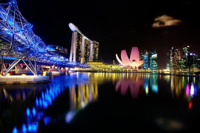 Marina Bay Sands - Du lịch tiết kiệm ở Singapore
