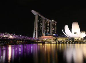 Marina Bay Sands - Khách sạn ở Singapore
