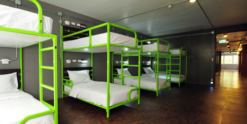 Saphaipae Hostel - Top 9 khách sạn giá rẻ tại Bangkok