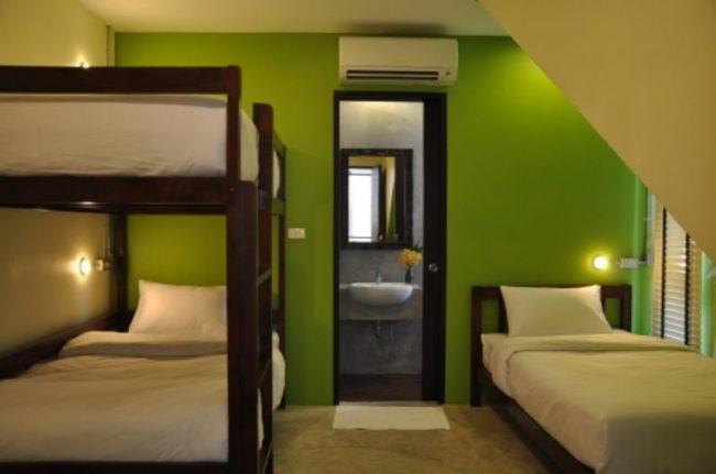 Udee Bangkok Hostel - Top 9 khách sạn giá rẻ tại Bangkok