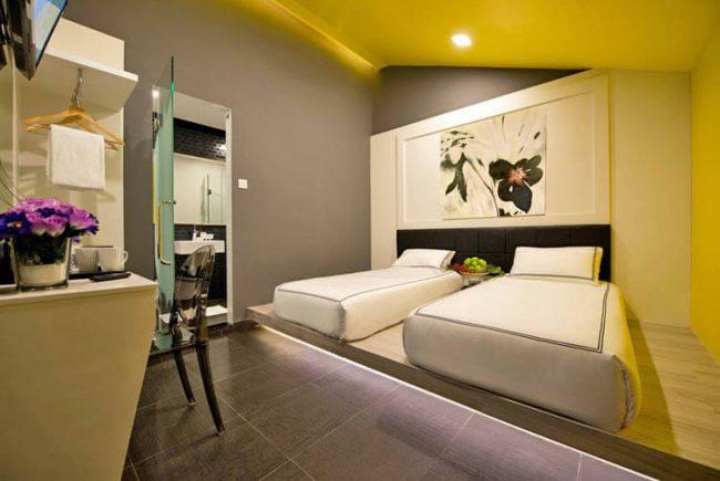 Venue Hotel - Top 10 khách sạn Singapore giá rẻ dưới 100$