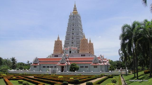 Wat Yansangwararam - Điểm tham quan Pattaya