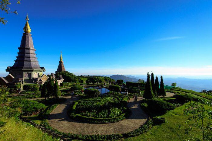 Công viên quốc gia - Tất tần tật kinh nghiệm du lịch Chiang Mai Thái Lan