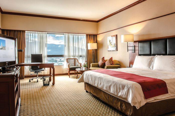 Khách sạn Holiday Inn - Tất tần tật kinh nghiệm du lịch Chiang Mai Thái Lan