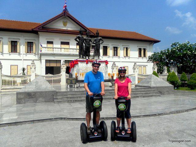 Lái xe hai bánh - Tất tần tật kinh nghiệm du lịch Chiang Mai Thái Lan