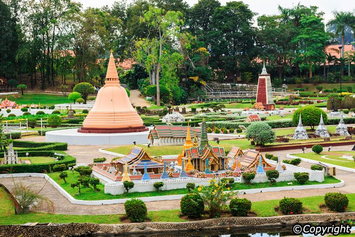 Mini Siam - Điểm tham quan Pattaya