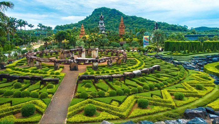 Nong Nooch - Điểm tham quan Pattaya