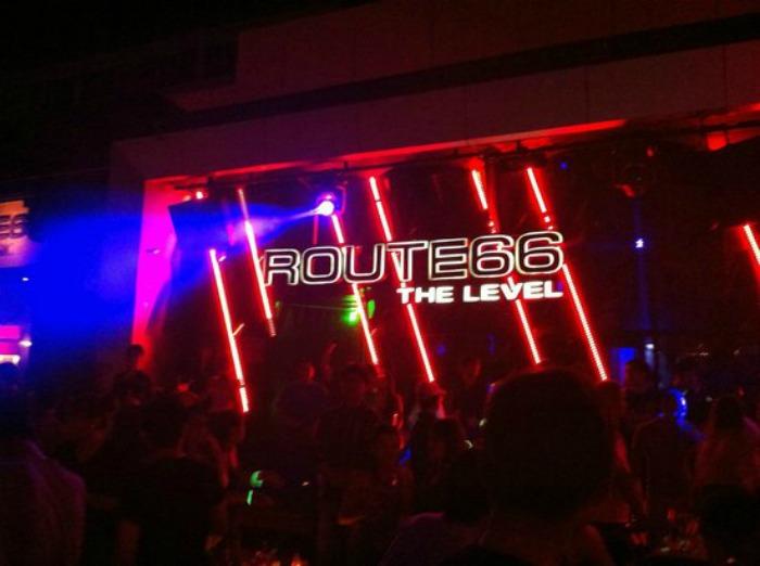 Route 66 Club - Hoạt động về đêm ở Bangkok