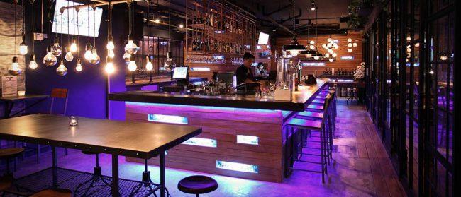Bar ở Ekkamai-Thonglor