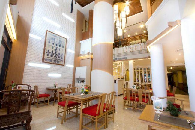 Chinatown Hotel - Khách sạn ở Bangkok giá rẻ