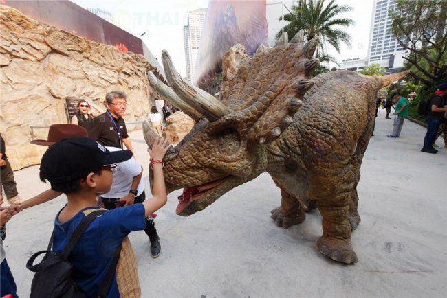 Dinosaur Planet Bangkok - Điểm vui chơi cho trẻ em ở Bangkok