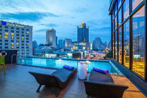 Hotel Clover Asoke - Khách sạn ở Bangkok giá rẻ