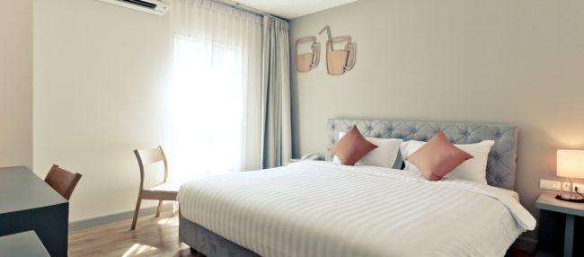 Lemontea Hotel - Khách sạn ở Bangkok giá rẻ