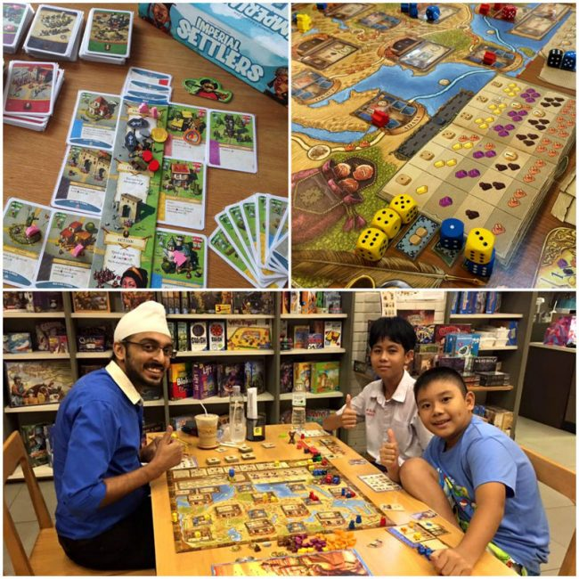 More Than A Game Cafe - Điểm vui chơi cho trẻ em ở Bangkok