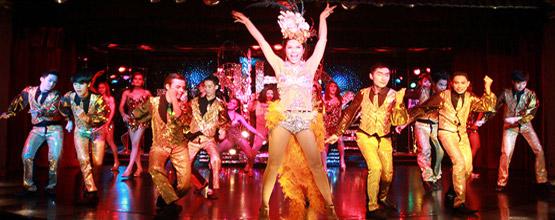 Playhouse Magical Cabaret - Điểm vui chơi cho trẻ em ở Bangkok