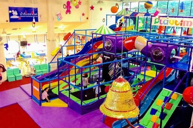 Playtime Ekkamai - Điểm vui chơi cho trẻ em ở Bangkok