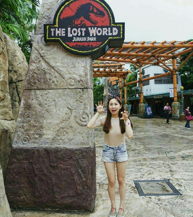 Kinh nghiệm đi Universal Studios Singapore - Đi lại và các điểm tham quan