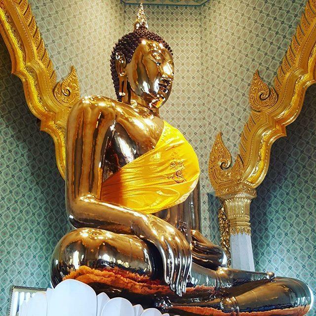 Wat Traimit – chùa Phật Vàng