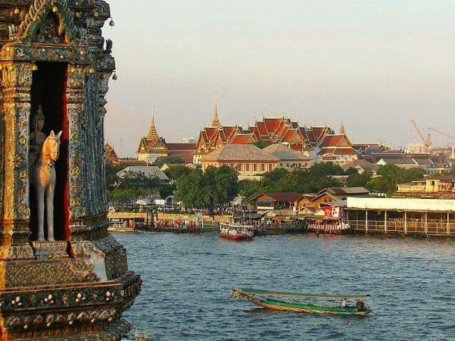Wat Arun – Chùa Bình Minh Bangkok