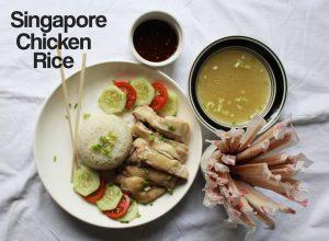 5 địa chỉ ăn cơm gà ngon nhất tại Singapore