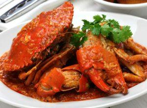 5 nhà hàng ăn chilli crab ngon nhất tại Singapore