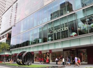 Đại lộ Orchard Road ở Singapore