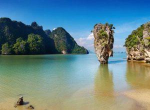 Đảo Khao Phing Kan điểm du lịch hấp dẫn trong vịnh Phang Nga
