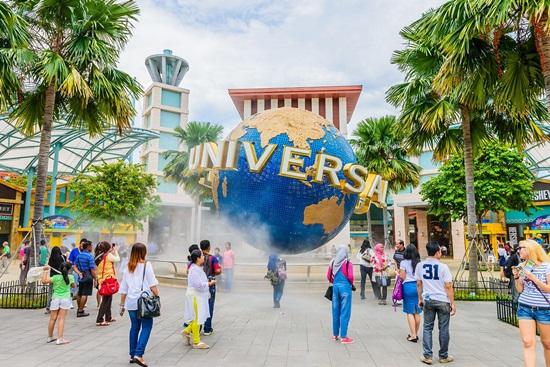 điểm đến thu hút du khách ưa thích thiên nhiên khi đi du lịch Singapore