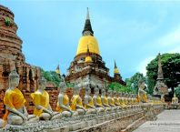 Hướng dẫn đi Ayutthaya thái lan