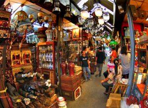 Những địa điểm mua sắm ở thủ đô Bangkok