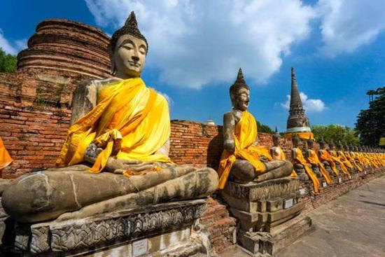 Những điểm nơi chẳng thể làm ngơ khi nơi tour du lịch Thái Lan