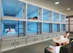 Những nhà nghỉ hostel giường tầng giá rẻ ở Singapore