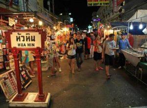Khám phá chợ đêm ở Hua Hin thưởng thức ẩm thực nơi đây