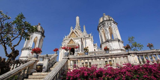 Kinh nghiệm du lịch Cha-am và Phetchaburi Thái Lan