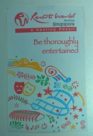 Cách tham quan Universal Studios Singapore