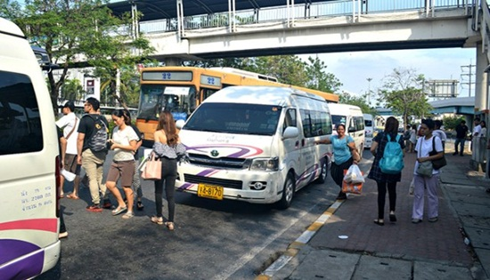 Cách gọi Grab Taxi đi Safari World