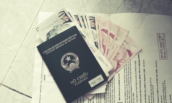 Những chú ý lúc xin visa hàn quốc tự túc