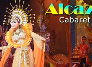 Alcazar Show show biểu diễn Bê Đê của người Thái Lan