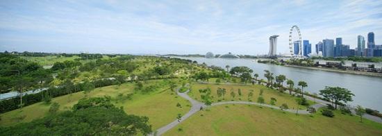 Garden by the Bay - Khu vườn rộng lớn khung cảnh mặt nước đẹp mê hồn