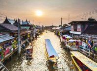 Du lịch Thái Lan - Về chợ nổi Amphawa