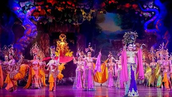 Các Show chuyển giới ở Thái Lan