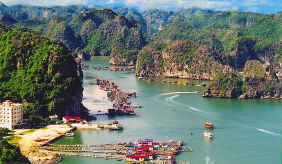 Lịch trình du lịch Hà Nội Cát Bà 2 ngày 1 đêm