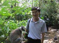 Singapore zoo vườn thú mở niềm tự hào của người dân bản địa
