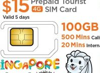 Singapore tourist 4g sim card, singapore 4g prepaid sim