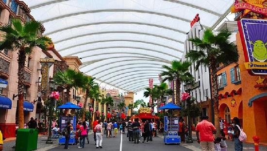 Phim trường Universal Studios Singapore