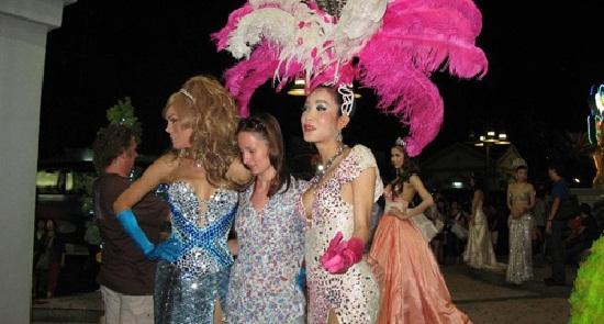 Tiffany Show Pattaya, Show trình diễn nổi tiếng nhất của Thái Lan