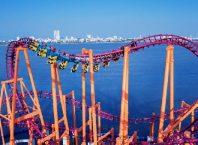Top 10 trò chơi cảm giác mạnh tại công viên sun world park Đà Nẵng